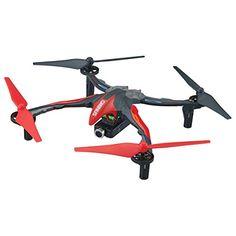 Dromida Ominus FPV UAV Quadcopter RTF Red