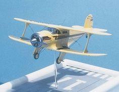 Realistic and inspiring aircraft models