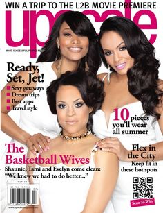 UPSCALE: Basketball Wives Shaunie O'Neal, Evelyn Lozada, & Tami Roman Tell All + Dish On Kicking Royce & Jennifer To The Curb! - http://chicagofabulousblog.com/2013/06/12/upscale-basketball-wives-shaunie-oneal-evelyn-lozada-tami-roman-tell-all-dish-on-kicking-royce-jennifer-to-the-curb/