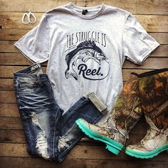 Yes! Need the shirt great fishing get up!!  NLQ