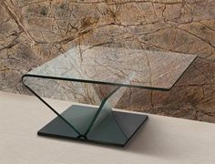 Contemporary Italian made Origami coffee table in 2 finish choices