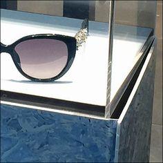 Museum Case Sunglass Pedestal
