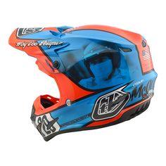 SE4 Composite Helmet McQueen