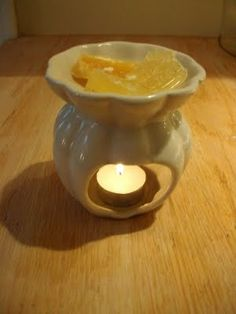 Recycling Candles...
