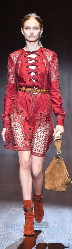 Gucci.Spring-summer 2015.