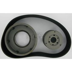 Belt Drives LTD 8MM 3in. Belt Drive Kit - 76-47-3T - (Kit)