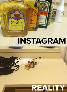 Instagram vs. Reality: The Truth Comes Out