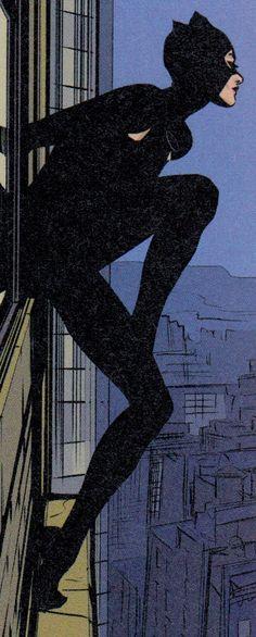 Comic Style Art, Comic Styles, Comic Art, Vintage Cartoon, Vintage Comics, Cartoon Art, Catwoman Comic, Batman And Catwoman, Wallpaper Iphone Cute