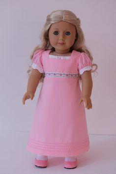Regency Ensemble for American Girl Doll