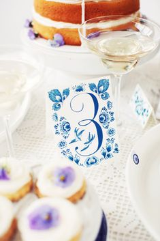 Image by Masha Bakker - Delft Blue Wedding Inspiration From Netherlands Based Wedding Suppliers With Pretty Delft Blue Inspired Stationery And Decor With Images By Masha Bakker Weddings And Styling By Trouwlala