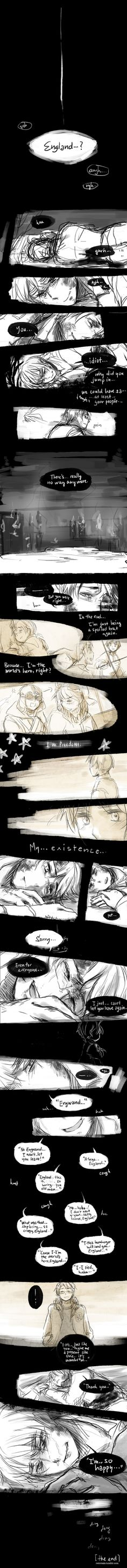 i've always hated seeing you leave, you know by ~Crystalicia on deviantART