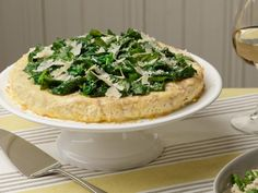 Spinach and ham frittata recipe by carla hall the chew carla get slow cooker ham cheese and spinach crustless quiche recipe from food network forumfinder Choice Image