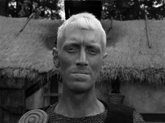 Max von Sydow, The Seventh Seal (1957) // The Criterion Collection