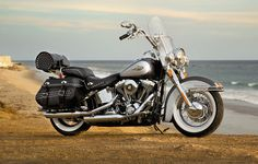 Blazing from the past with original dresser spirit and modern touring capabilities. | 2014 Harley-Davidson Heritage Softail
