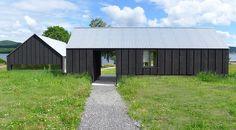 Holm house. Architects: Schjelderup Trondahl Arkitekter AS.