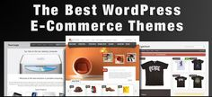 Top 50 eCommerce Themes for Wordpress