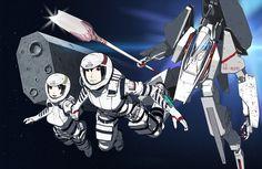 caballeros de sidonia anime - Buscar con Google