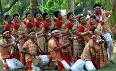 Bihu Festival-Assam