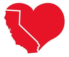 This will be tattooed on me one day. California will always be home <3