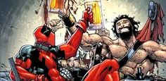 Image result for deadpool comics