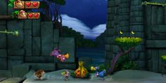 Donkey Kong Country Tropical Freeze gets swept up in alaunch trailer - Donkey Kong Country: Tropical Freeze arrives next weekend and Nintendo thrown everything and the kitchen sink into one last trailer. Revealed at today's Nintendo Direct, the