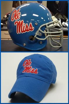 c7529d2a Have your team pride on full display when you finish any look with the Ole  Miss