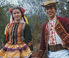 FolkCostume&Embroidery: Short history of Krzczonow embroidery