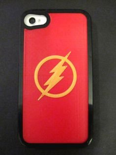The Flash iPhone 4 Two Piece Interchangable Case by Untimed, $22.50