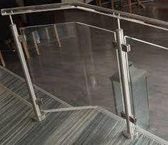 Image result for rekkverk glass innendørs