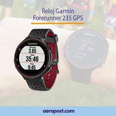 El reloj que todo deportista debe tener.  El Garmin Forerunner 235 con tecnología de frecuencia cardíaca mide con la muñeca las 24 horas del día, los 7 días de la semana. ¡Y SI NO TE GUSTA, LO DEVUELVES!  #compras #ofertas #reloj #shopping #runnig #garmin #colombia #tiendaonline #correr #shoppingonline Garmin Forerunner 235, Ebay, Shopping, Clocks, Colombia, Sports