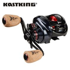 KastKing Spartacus Plus Baitcasting Fishing Reel Ultra Smooth LB Carbon Fiber Drag Gear Ratio 11 + 1 Shielded Ball Bearings Rubber Cork Handle Knobs Price Pike Fishing, Fishing Line, Best Fishing, Fishing Reels, Fishing Tackle, Fly Fishing, Fishing Store, Sport Direct, Trophy Fish