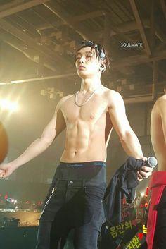 Just 20 Photos of Sexy Shirtless Korean Men Because You're Welcome Sexy Asian Men, Sexy Men, Asian Guys, Bobby Kpop, Sagging Pants, First Rapper, Six Abs, Abs Boys, Kim Jinhwan
