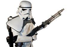 Star Wars Stormtrooper Replica Props