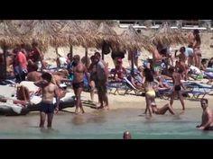 ▶ Piraues to MYKONOS (2009) - Mykonos walk around - YouTube