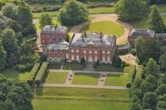 Kelmarsh Hall, Northamptonshire English Architecture, Beautiful Architecture, Beautiful Buildings, Villas, British Country, English Manor, Grand Homes, Country Estate, Historic Homes