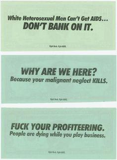 "Gran Fury, ""Wall Street Money (backs)"" (1987), printed paper"