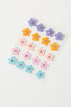 New Beauty & Wellness Products Long Cute Nails, Acrylic Nails Coffin Glitter, Makeup Inspiration, Flower Power, Patches, Dots, Skin Care, Cosmetics, Shapes