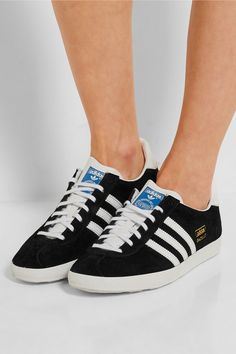 #adidas Originals Gazelle OG #suede and #leather #sneakers.