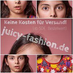 Jetzt geht die Post ab! Wir versenden alle Bestellungen innerhalb von Deutschland schon an 50€ ohne Versandkosten! #juicepluslifestyle #juicyfashion #oscfan #onesimplechange #portofrei #kindermode #kidsfashion #kidsmodels