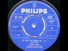 """Bobby Hebb """"You Want To Change Me"""""""