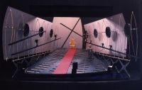 concept: war room _observing and punishing   scenical direction _alexander seer    scenography _matthias karch