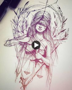 tattoos - New Drawing Line Link 30 Ideas Sketch Tattoo Design, Tattoo Sketches, Tattoo Drawings, Art Drawings, Libra Tattoo, Law Tattoo, Tattoo Spots, Best Tattoo Shops, Create Your Own Tattoo