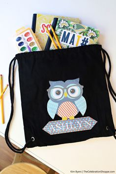 DIY Kids' Backpack – Make Them Your own for Back to School
