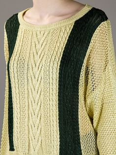 Toga - cable knit sweater 5