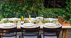 come to our garden party.
