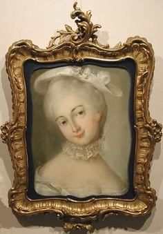 Marie Antoinette by Jean-Etienne Liotard
