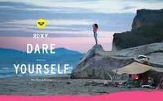 Roxy wallpaper