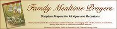 Family Mealtime Prayers