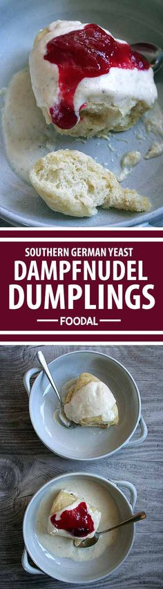 Want to try a different dumpling that's moist and chewy on the top, and nice and…