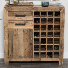 Bartelso Wine Cabinet